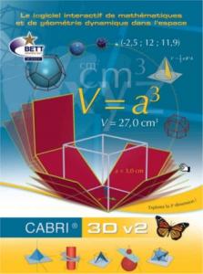 logiciel cabri 3d