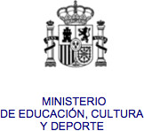 logo Ministry of Education of Spain works with Cabrilog